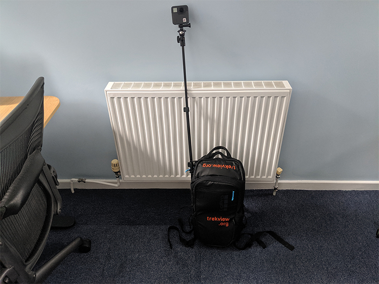 DIY Google Street View (3/5): Preparing to Shoot Panoramic Tours