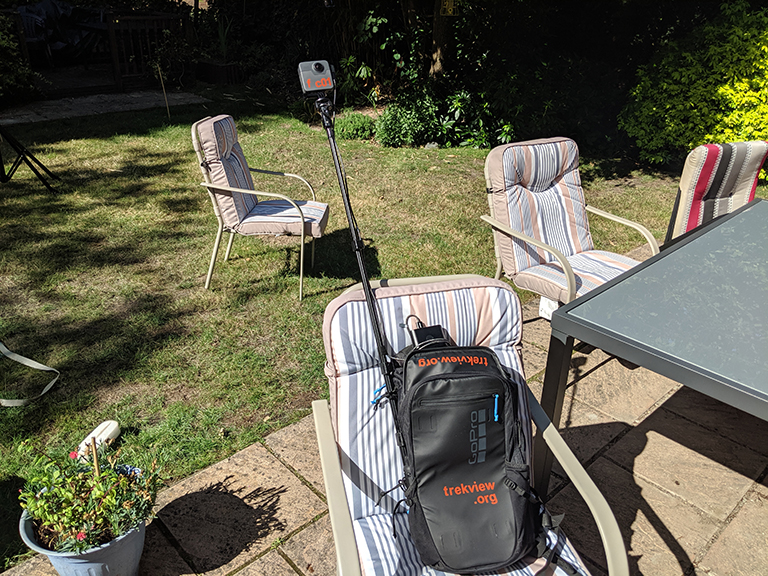 DIY Google Street View (6/5): Increasing the Battery Life of Your GoPro Fusion