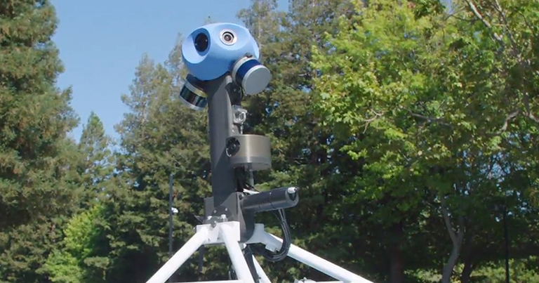 Google's Street View Cameras - More Than Meets the Eye