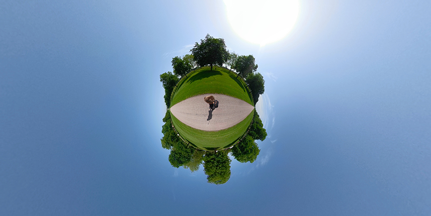 How to Create Your Own Little Planet Photos