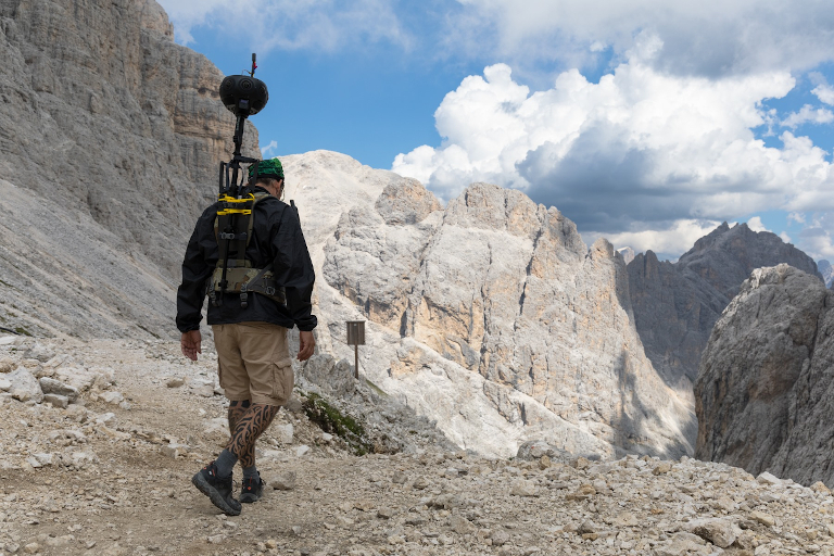 Trek Pack Pro - The Best 360 Mapping Camera Ever?