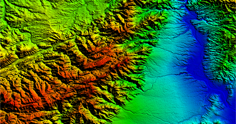 What is a Digital Elevation Model?