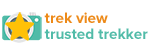 Trek View Trusted Trekker Badge